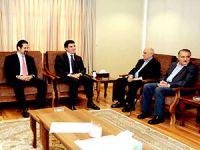Başbakan Neçirvan Barzani, Goran'ı ziyaret etti