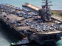 ABD donanmasına ait uçak düştü