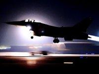 SANA: ABD'den Suriye'de hava saldırısı
