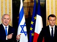 Netanyahu'dan Erdoğan'ın sözlerine yanıt