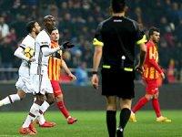 Beşiktaş Kayseri deplasmanından 1 puanla ayrıldı