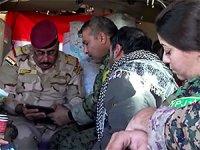 Sınırda sürpriz görüşme: Irak güçleri ile SDG anlaştı