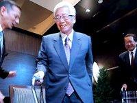 Kanser hastası Japon iş adamından 'hayata veda' partisi