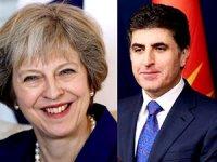 İngiltere'den Neçirvan Barzani'ye davet