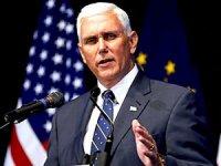 ABD Başkan Yardımcısı Pence, İsrail ziyaretini erteledi