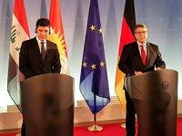Almanya: Bağdat diyalog çağrısına yanıt versin