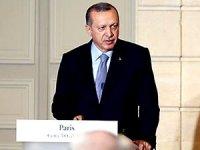 Erdoğan'dan Fransız gazeteciye: Sen FETÖ ağzıyla konuşuyorsun