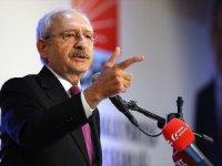 Kılıçdaroğlu: Afrin'e seni kefenle karşılayanları gönder