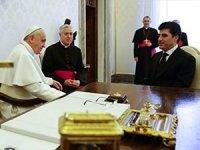 Başbakan Barzani Vatikan'da