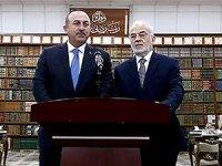 Çavuşoğlu: Aranacak bir hak varsa, onun yeri Bağdat'tır