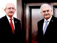 Yıldırım: Verdikleri destekten dolayı Kılıçdaroğlu'na teşekkür ederim
