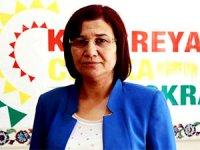 DTK Eş Başkanı Leyla Güven gözaltına alındı