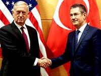 Türkiye'den ABD'ye: YPG, SDG kapsamından çıkarılsın