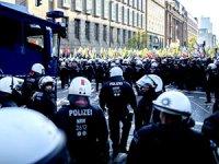 Almanya'da NAV-DEM'in üç gösterisi de yasaklandı
