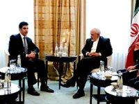 Neçirvan Barzani, Zarif ve De Mistura ile görüştü