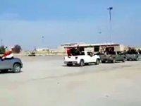 'Suriye güçleri Afrin'e girdi'