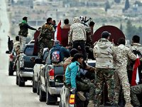 Suriye medyası: Afrin'e yeni takviye güç gitti
