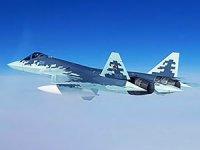 Rusya: Su-57'ler için geliştirilen seyir füzelerini Suriye'de denedik