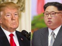Trump ile Kim Jong-un görüşmesi iptal oldu