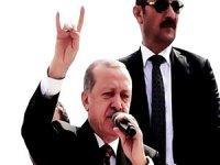 Erdoğan'dan 'bozkurt' açıklaması: Farkında bile değildim ama güzel oldu
