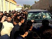 Şaswar Ebdulwahid saldırıya uğradı