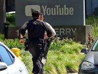 Youtube Genel Merkezi'nde silahlı saldırı