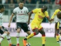 Beşiktaş Göztepe'yi farklı geçti