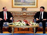 Neçirvan Barzani ABD heyeti ile görüştü