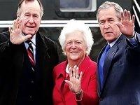 Barbara Bush yaşamını yitirdi