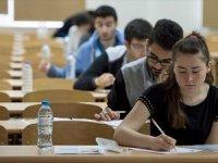 Üniversite sınavı 30 Haziran ve 1 Temmuz'da yapılacak