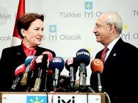 Akşener Kılıçdaroğlu ile görüştü: Adaylığım sürüyor