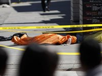 Kanada'da araç yayaların arasına daldı: 9 ölü