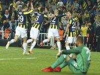 Fenerbahçe zirve takibini sürdürdü: 4-1