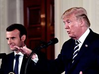 Trump: İran'a Akdeniz'e ulaşma fırsatı vermeyeceğiz