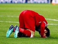 Muhammed Salah'ın gol sevincini sansürlediler