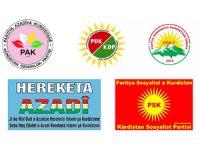 5 Kürt partisinden HDP açıklaması