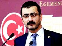 CHP'li vekil Eren Erdem'e yurt dışına çıkış yasağı