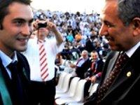 Bülent Arınç'ın oğlu da AK Parti listesinde