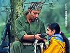 Güneyli çocukların Kürdistan ilanı!